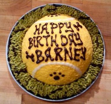Three Dog Bakery Vancouver Dog Birthday Cakes Personalized