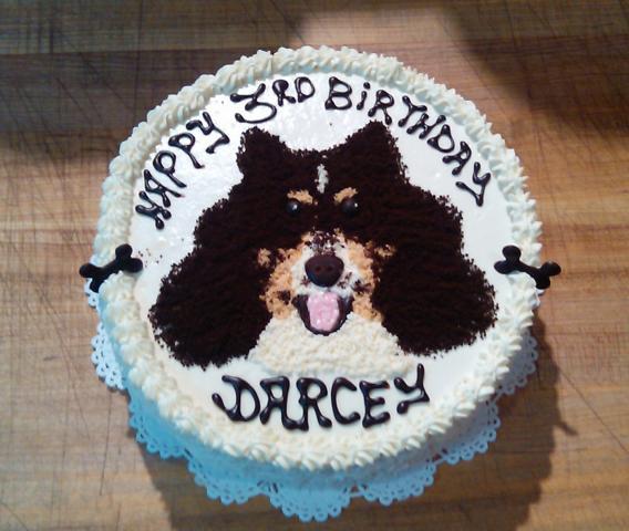 Three Dog Bakery Vancouver & Port Moody Celebration_Cakes